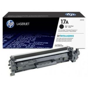 HP Laserjet Cartridge 17A